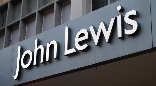 The John Lewis Partnership released its annual results on Thursday (PA)
