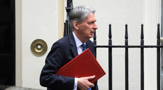 Chancellor Philip Hammond is expected to deliver a dose of economic cheer in next week's Spring Statement, but hold on to any public finance windfall.