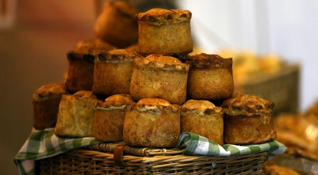 Pork pies have been removed as an individual item from the inflation basket (Tim Goode/Empics/PA)