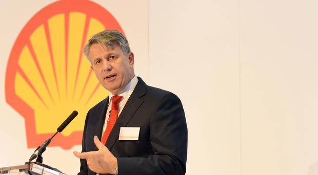 Royal Dutch Shell's chief executive Ben van Beurden (PA)