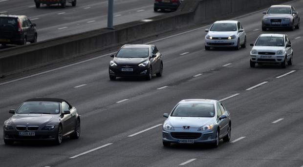 The European Automobile Manufacturers' Association said it is concerned about whether cars approved by UK authorities can still be sold in the EU after Brexit (Steve Parsons/PA)