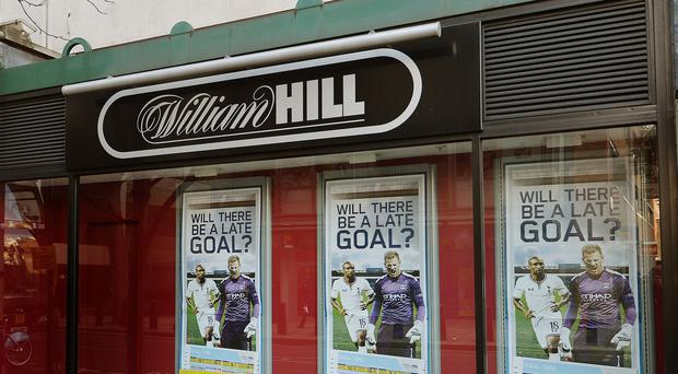Shares in bookmakers rose on Monday (John Stillwell/PA)