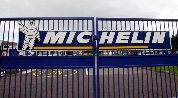 Michelin is to buy British firm Fenner (Paul Faith/PA)