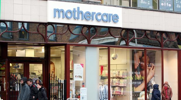 Mothercare is in crunch talks with lenders (Paul Faith/PA)