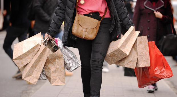 Retailers made a series of disappointing announcements on Wednesday (PA)