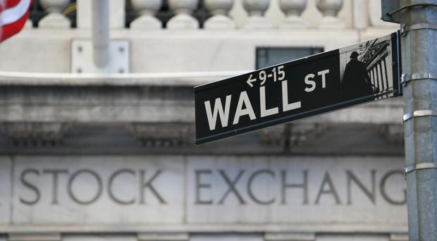 Wall Street is worried about a US trade war with China (Martin Keene/PA)