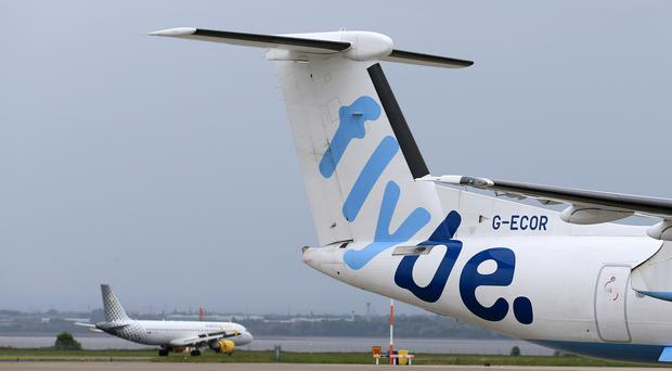 Flybe chops capacity and boosts revenue