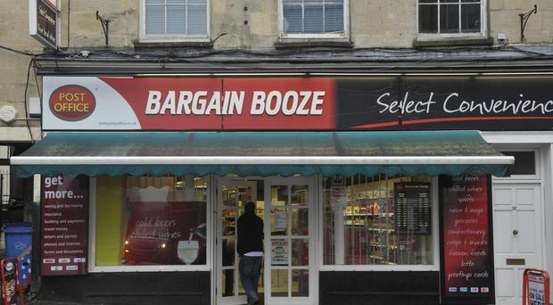 Bargain Booze owner Conviviality is looking for a buyer (PA)
