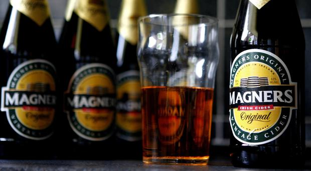 Magners owner CandC will acquire the wholesale arm of beleaguered firm Conviviality (Peter Byrne/PA)