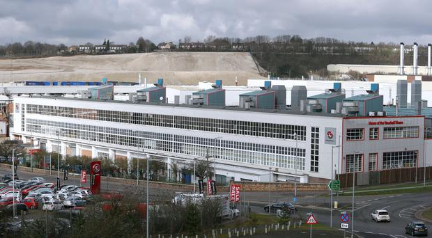 Future of Luton Vauxhall plant secured by £170m investment