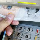 ATM machines have been targeted by thieves in Co Antrim