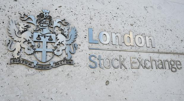 The London Stock Exchange had a strong first quarter (Kirsty O'Connor/PA)