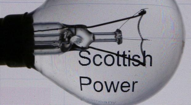 ScottishPower has revealed a 247% earnings rebound in its retail supply arm (David Cheskin/PA)