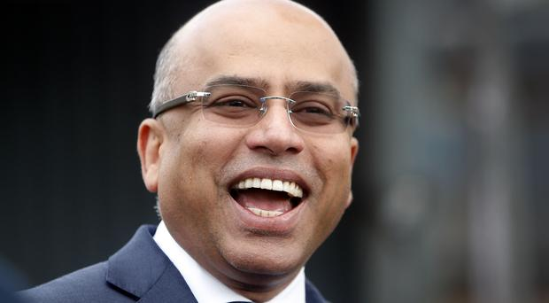Sanjeev Gupta is to launch a new bank (Danny Lawson/PA)