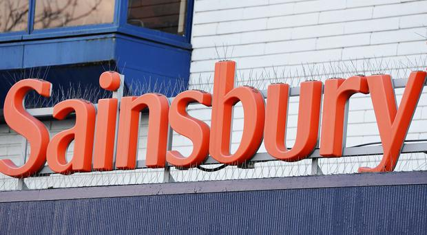 Sainsbury's will post full year results next week (PA)