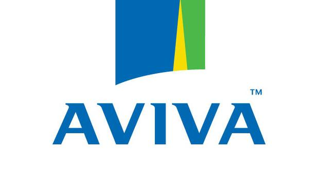 Aviva is launching a £600 million shares buy-back (PA)