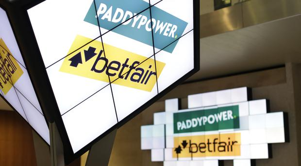 The Paddy Power Betfair chain saw first-quarter profits come under pressure when punters slowed down their betting after enduring a four-month losing streak
