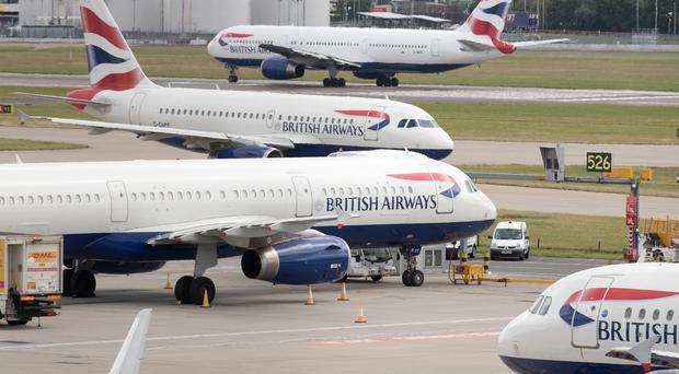 British Airways-owner IAG profit jumps, silent on Norwegian