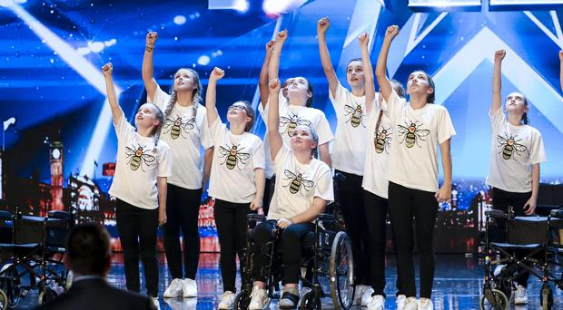 Britain's Got Talent (PA)