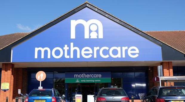 Mothercare plans to close dozens of stores (Andrew Matthews/PA)