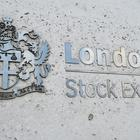 The pound was up and the FTSE down (Kirsty O'Connor/PA)