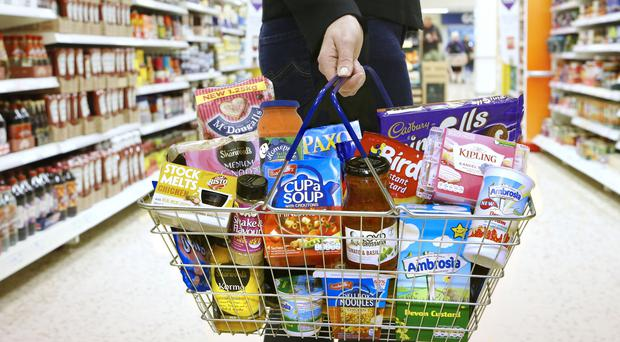 Gavin Darby is under pressure from an investor (Premier Foods/PA)