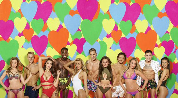ITV plays host to hit TV show Love Island (Joel Anderson/ITV/PA)