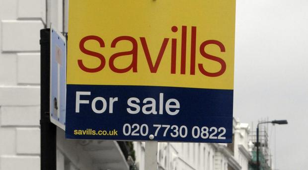 Savills will be moving from Lesley Studios, where they have been based for the past 13 years (PA)