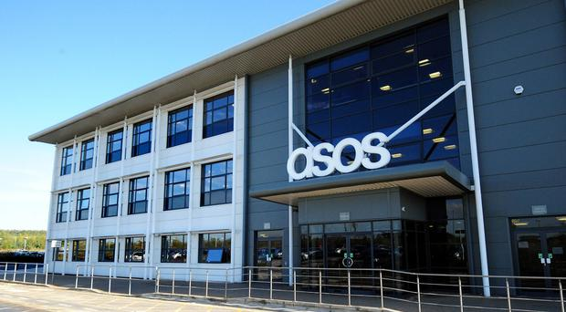 Online fashion firm Asos has confirmed former ITV and Royal Mail boss Adam Crozier will take over as chairman later this year (PA)