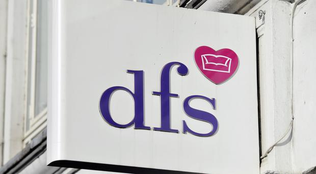 Sofa chain DFS has warned over full-year earnings after the recent heatwave dented sales and shipments of made-to-order products from the Far East were hit by delays (Nick Ansell/PA)