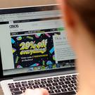 Asos shares slumped 10% after the online fashion business failed to impress investors with its sales growth (Tim Goode/PA)