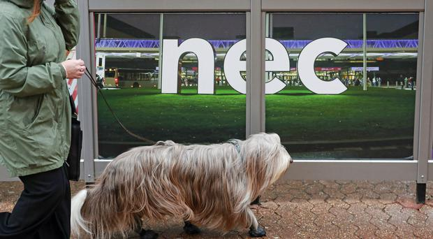 The NEC is home to Crufts (PA)