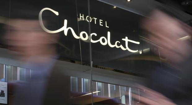Hotel Chocolat has been opening new stores (PA)