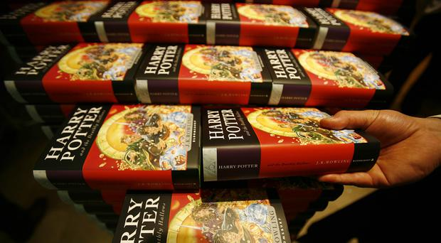 The Harry Potter books are a best seller for Bloomsbury (PA)