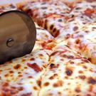 A pizza delivery driver was robbed in west Belfast.