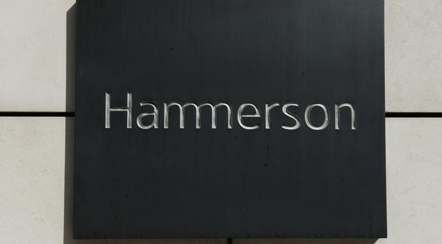 'Hammerson said it was targeting £1.1bn in disposals by the end of 2019, having already offloaded £300m this year and increased its overall 2018 target to £600m'