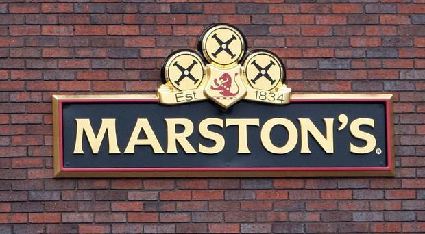 Marston's Park Brewery in Wolverhampton (PA)