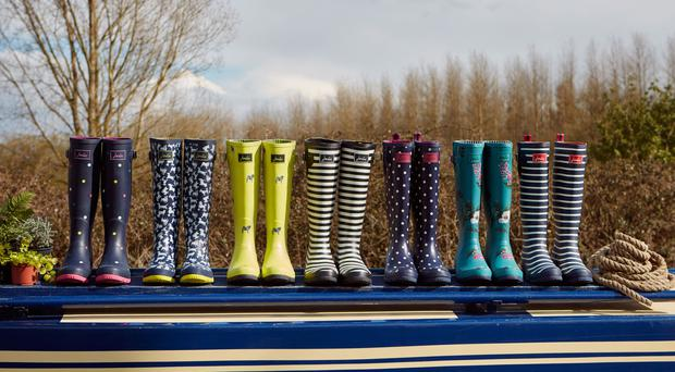 Joules sells its goods through its own stores as well as concessions in department stores (Joules/PA)