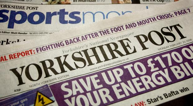 Shares in News Letter publisher Johnston Press have soared amid speculation about its future, but the company has issued a statement saying it is unaware of a reason for the share price movement. (PA)