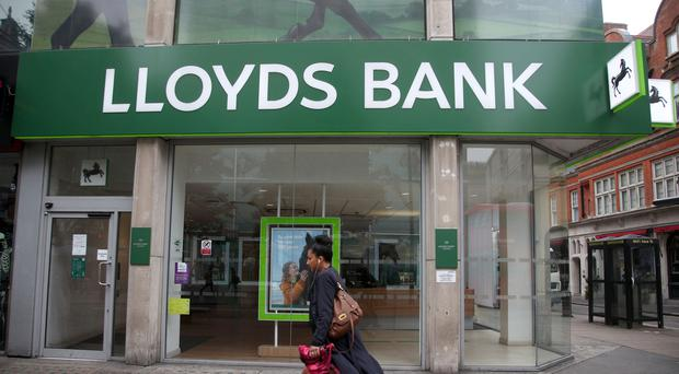 Lloyds Banking Group is expected to significantly top up its PPI provisions (Yui Mok/PA)