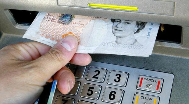 Six people have been arrested after thousands was taken from an ATM in Fermanagh. (stock)
