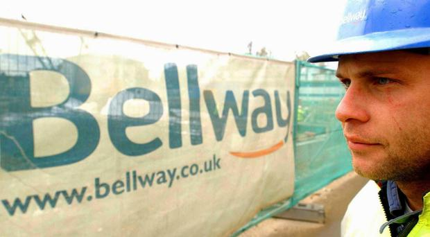 Bellway's share price fell after the builder warned of flagging house prices (Bellway/PA)