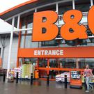 BandQ's sales have bounced back after taking a hit due to the Beast from the East at the start of the year (Paul Faith/PA)