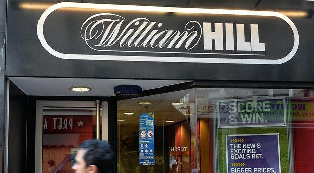 Gambling group William Hill has agreed a tie-up with US casino giant Eldorado (John Stillwell/PA)