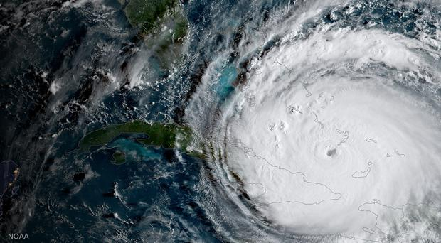 Investors are worried an impending hurricane could disrupt oil supply.