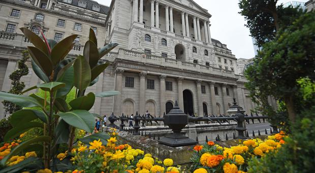 Bank of England kept interest rates unchanged (PA)