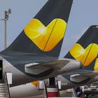 Thomas Cook was burned by the heatwave (Thomas Cook/PA)