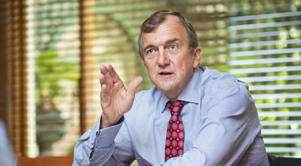 Randgold chief executive Mark Bristow said the merged company will be very different (Randgold/PA)