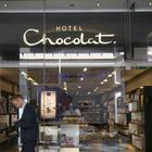 Hotel Chocolat opened 15 new stores in the UK against a turbulent retail backdrop (PA)