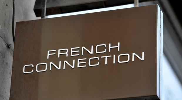 Shares in French Connection have rocketed following confirmation that the retailer is up for sale. (Nick Ansell/PA)